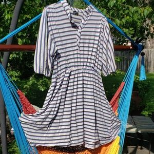 ☆☆☆ 5 for $20! Marycrafts summer stripes dress